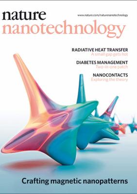 Elisa Riedo Nature Nano paper