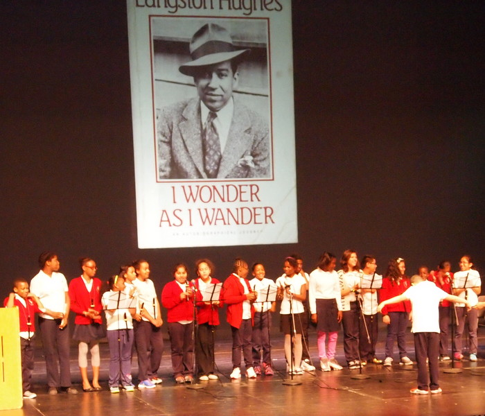 Langston Hughes Choral Festival