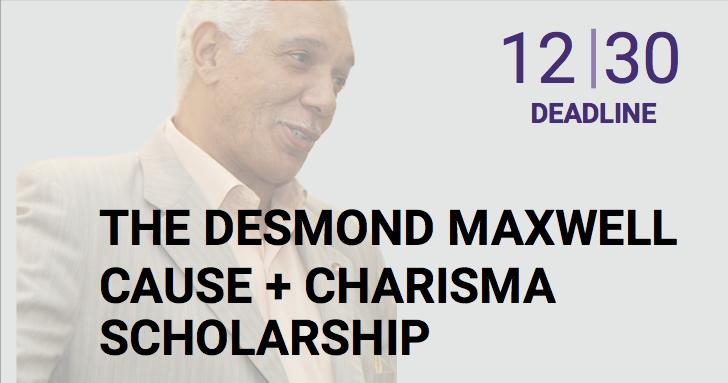 Dez Max Scholarship