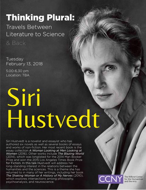 Siri Hustvedt-Thinking Plural