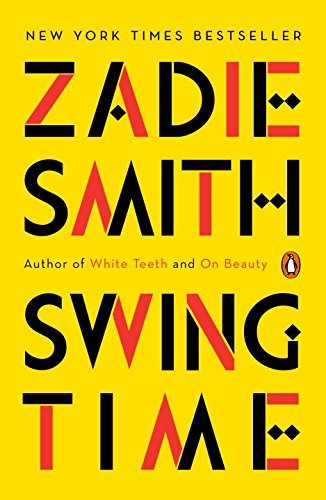 Zadie Smith book cover