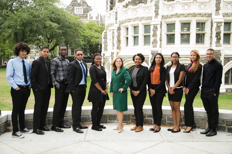 President's Community Scholars 2016