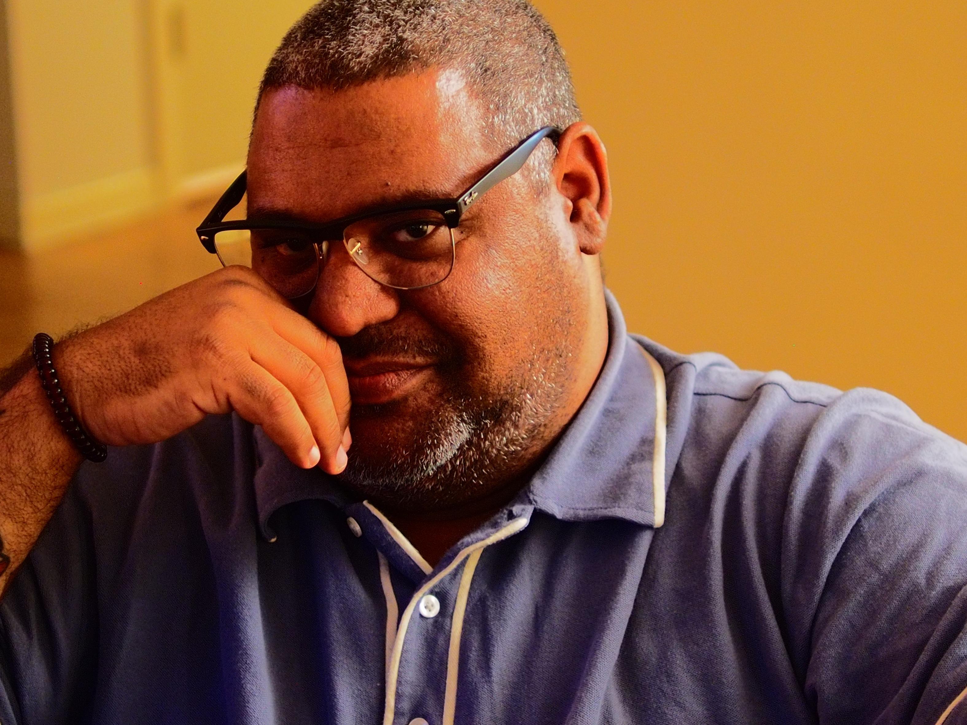 Chris Abani Headshot
