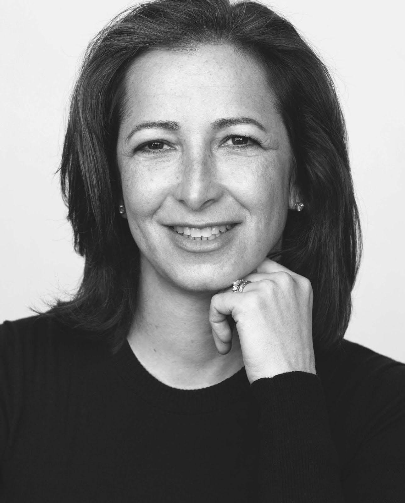 Photo of Dr. Molly Shoichet