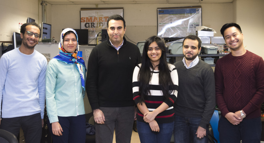Ahmed Mohamed Research Team