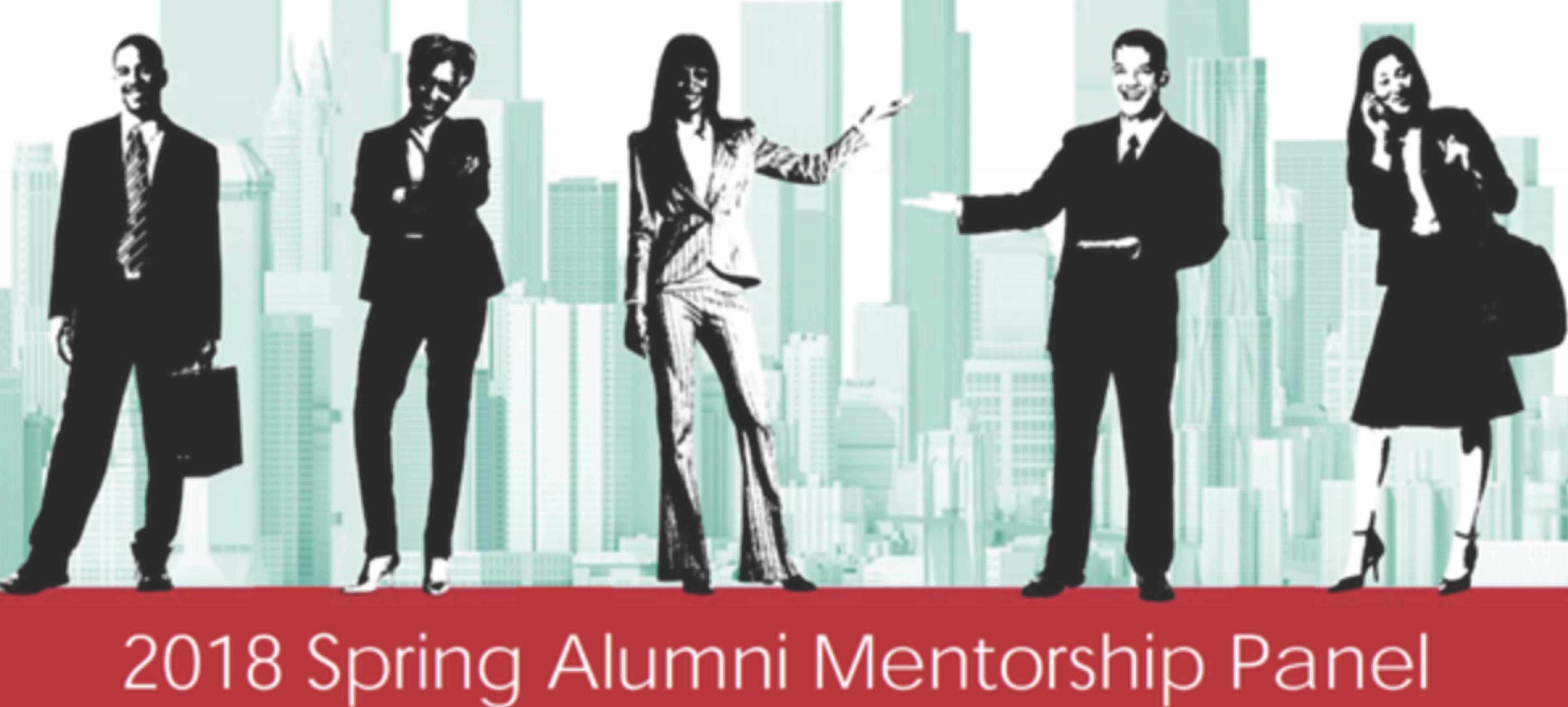 Alumni Panel logo