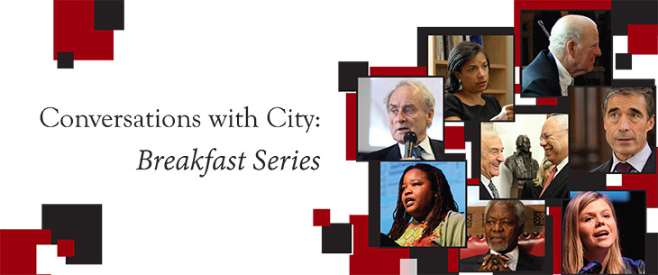 Conversations with City: Breakfast Series