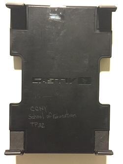Castiv Tripod mount for iPad