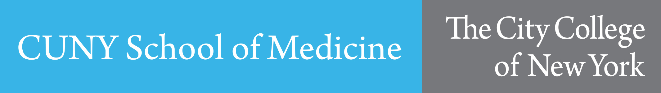 CUNY School of Medicine.