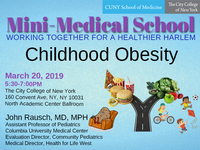 Mini-Medical School Childhood Obesity
