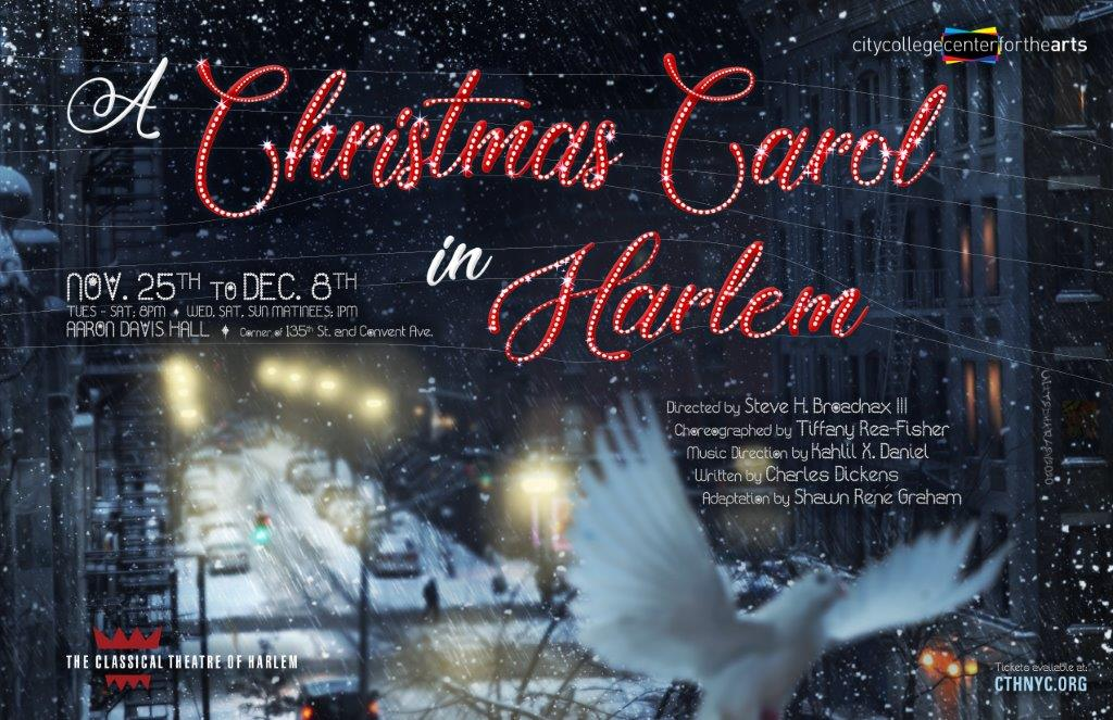 A Christmas Carol in Harlem