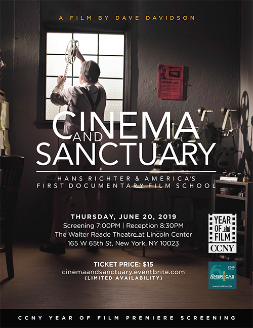 Cinema and Sanctuary