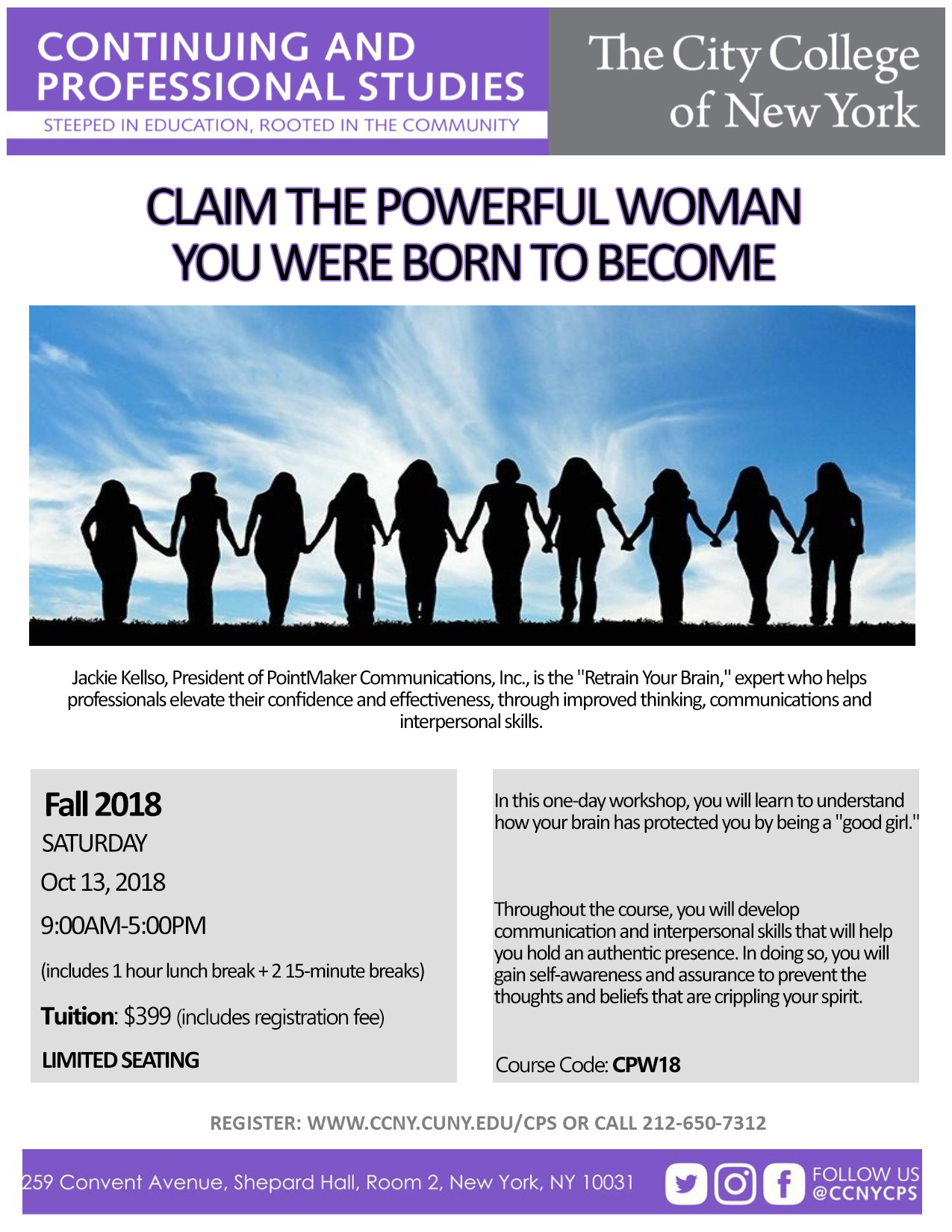 Claim The Powerful Woman You Were Born To Become