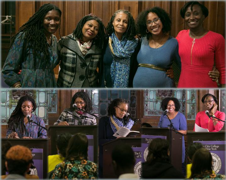 WOMEN WRITING THE CARIBBEAN March 16, 2015  6-8 P.M.  Shepard Hall: 250