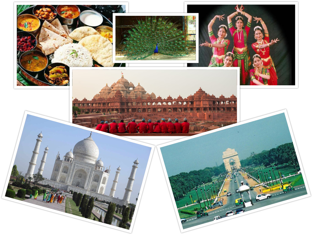 Collage of Study Abroad Programs