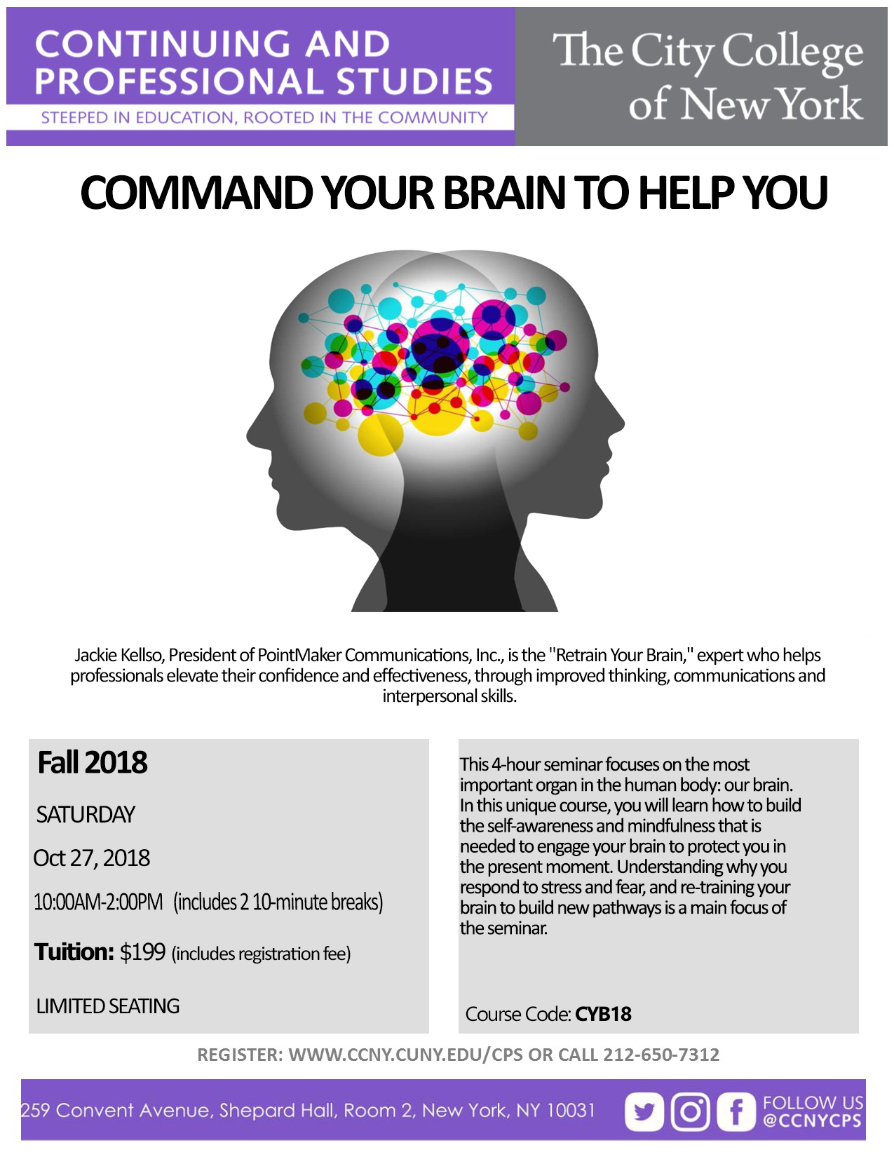 Command Your Brain To Help You