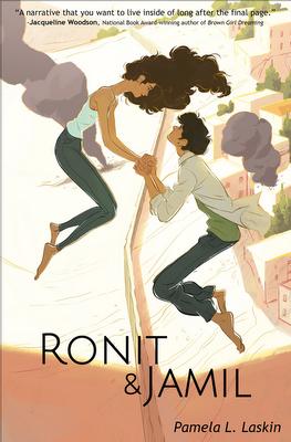 Cover for Pamela Laskin book_Ronit & Jamil