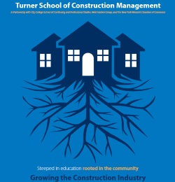 Turner School of Contruction Management Flyer Fall 2014