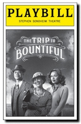 Trip To Bountiful Playbill