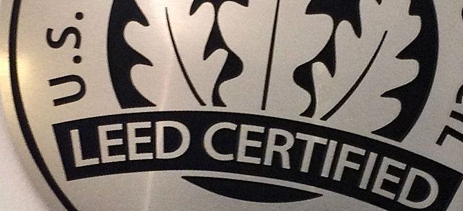 LEEDs Certification
