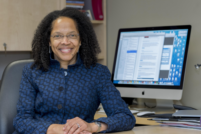 Grove School's Dean Barabino receives presidential award for STEM mentors