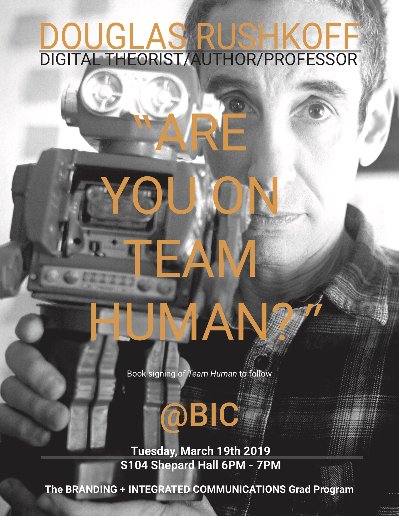 Are You on Team Human?