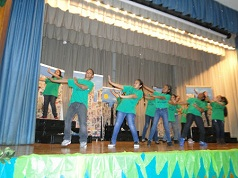 Photo from The Jungle Book performance