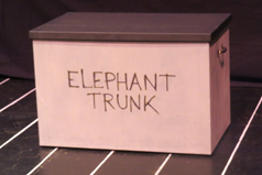 """Elephant Trunk"" Box"