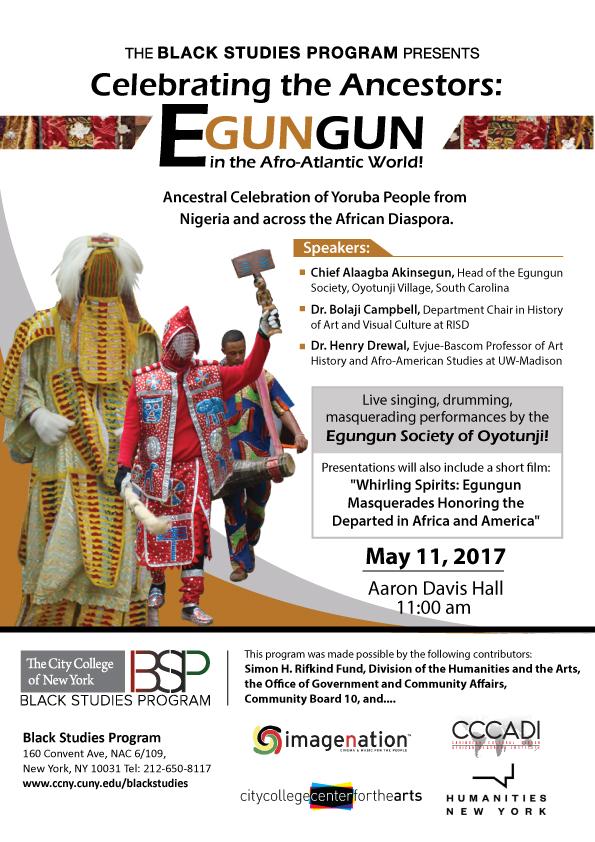 Celebrating the Ancestors: Egungun