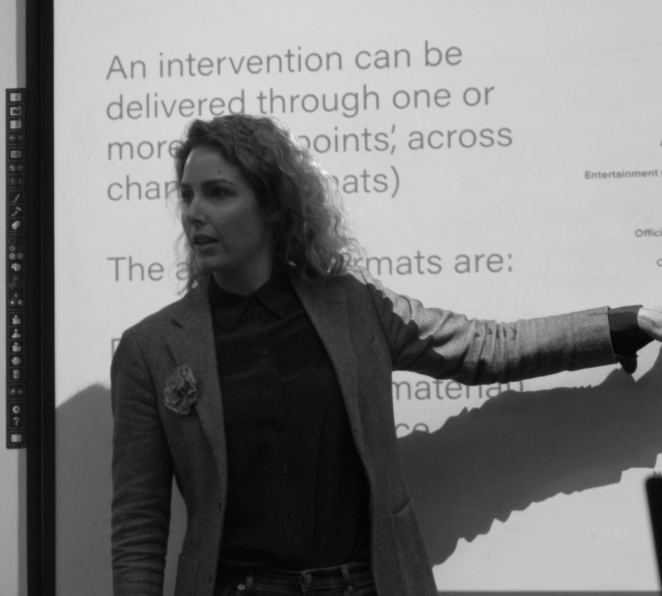 Professor Michelle Gilmore