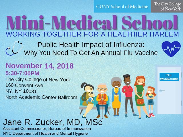 Mini-Medical School Flu