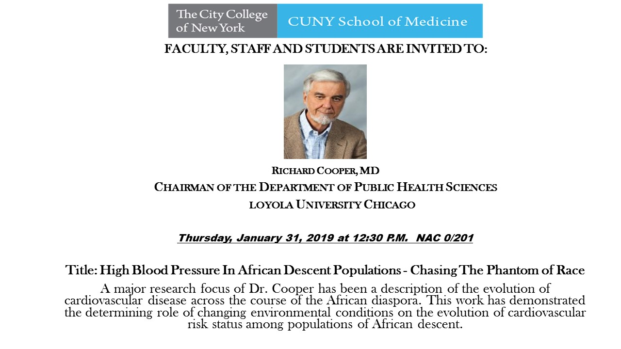 Dr. Cooper Flyer