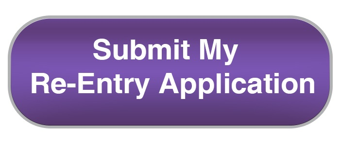 Graduate Re-Entry Application Button