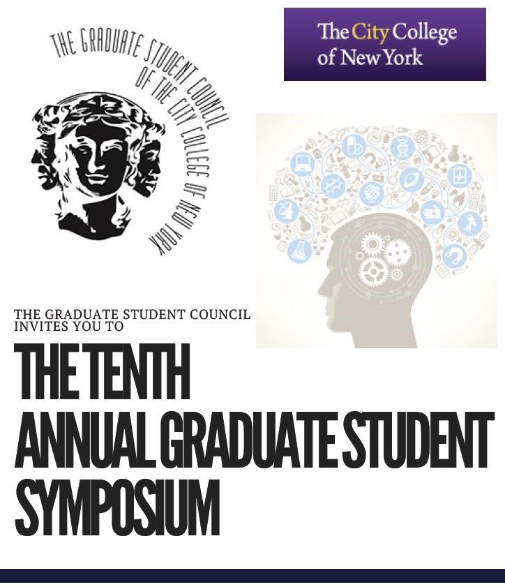 Graduate Student Symposium 2017 Flyer