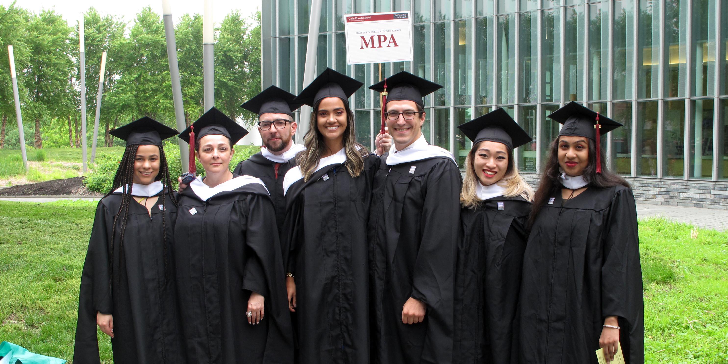 MPA Class of 2019
