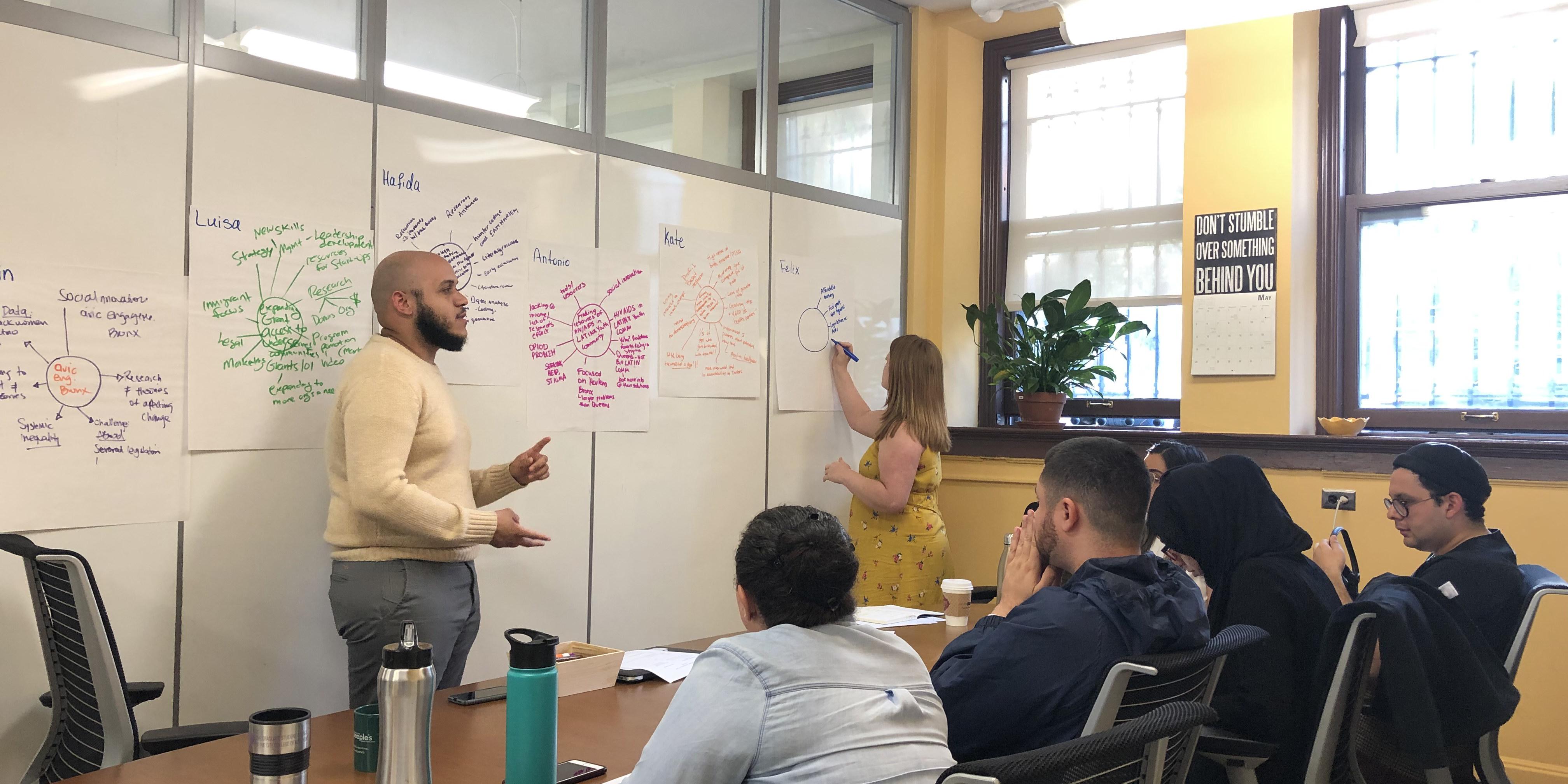 Changemaker Scholars in Action