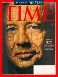 Time Magazine Man of the Year: Andy Grove