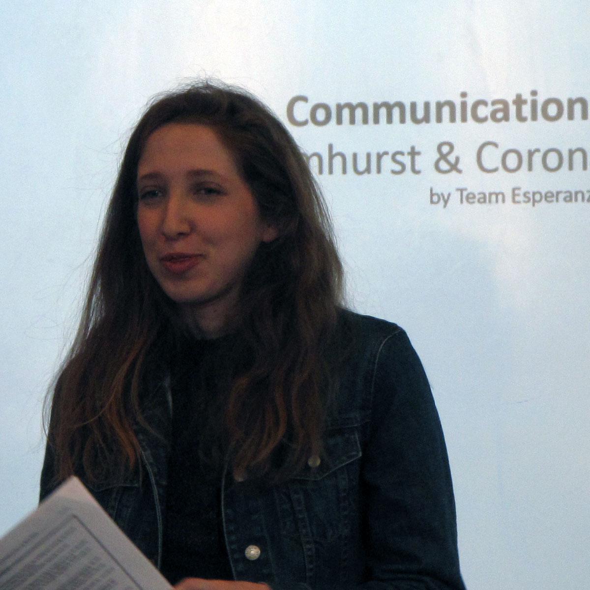 MPA graduate Dana Cohen