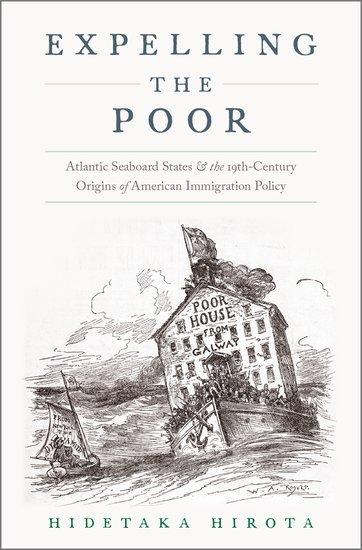 """Hidetaka_Hirota """"Expelling the Poor"""" book cover"""