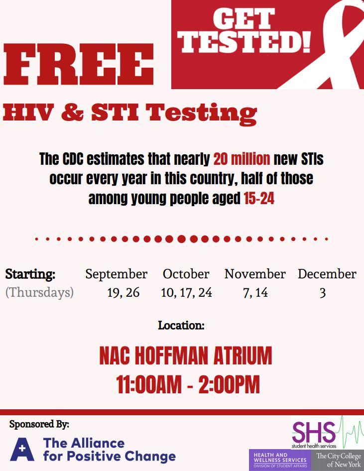 HIV & STI  Fall 2019