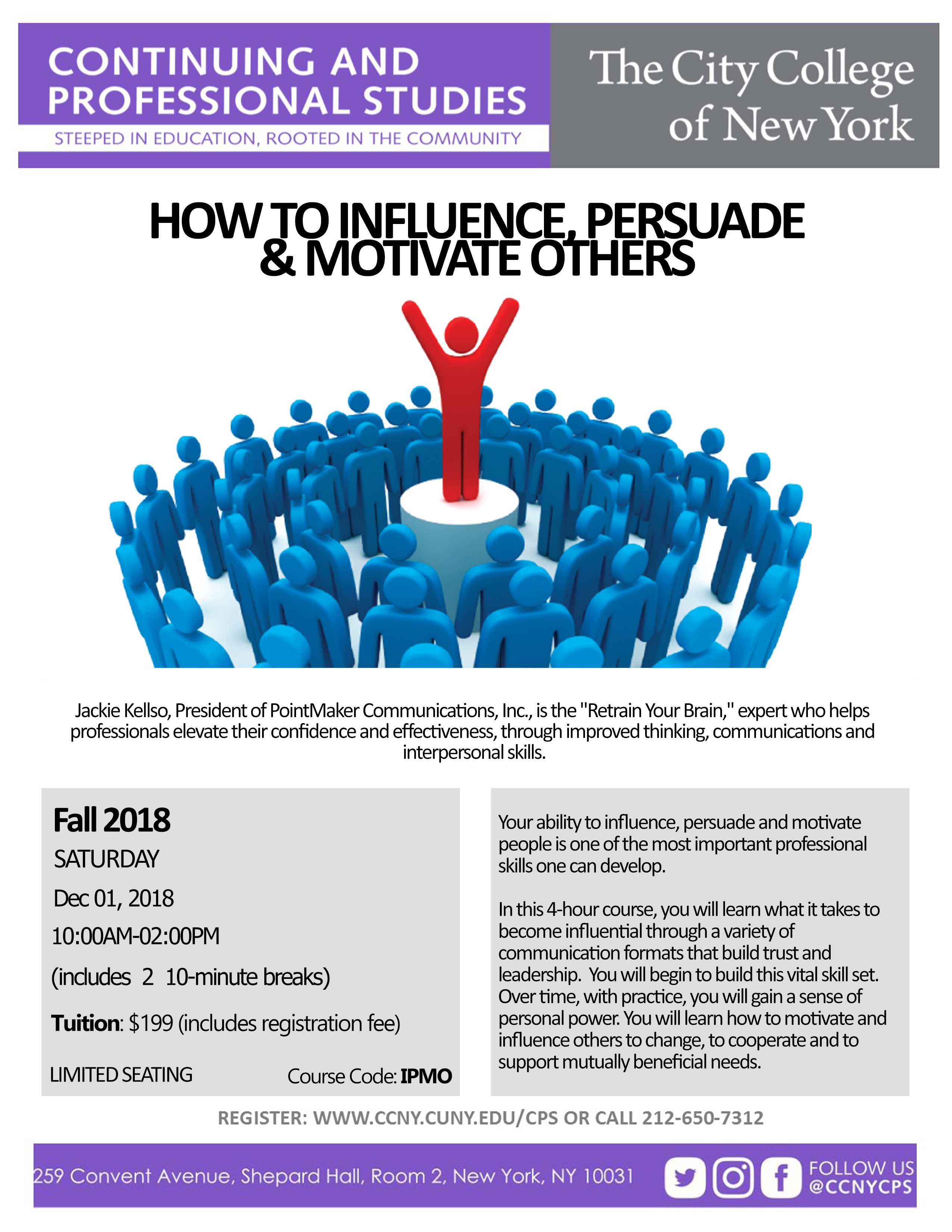 How To Influence Persuade & Motivate Others