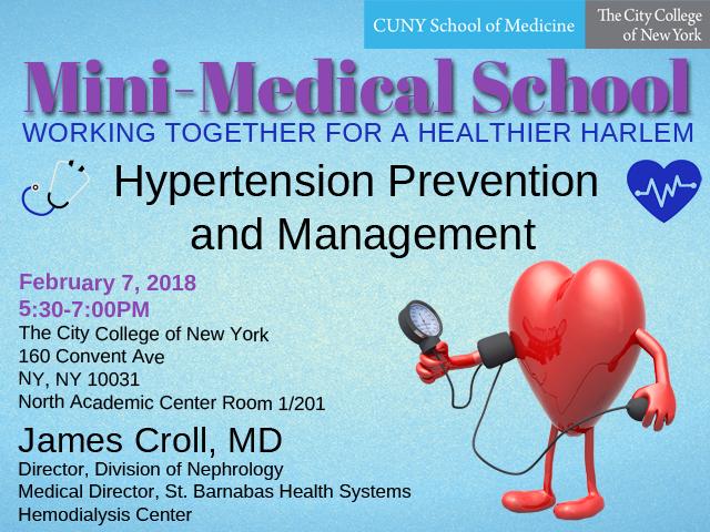 Mini-Medical School Hypertension