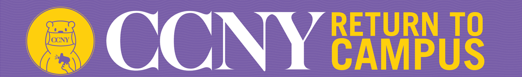 CCNY Return to Campus