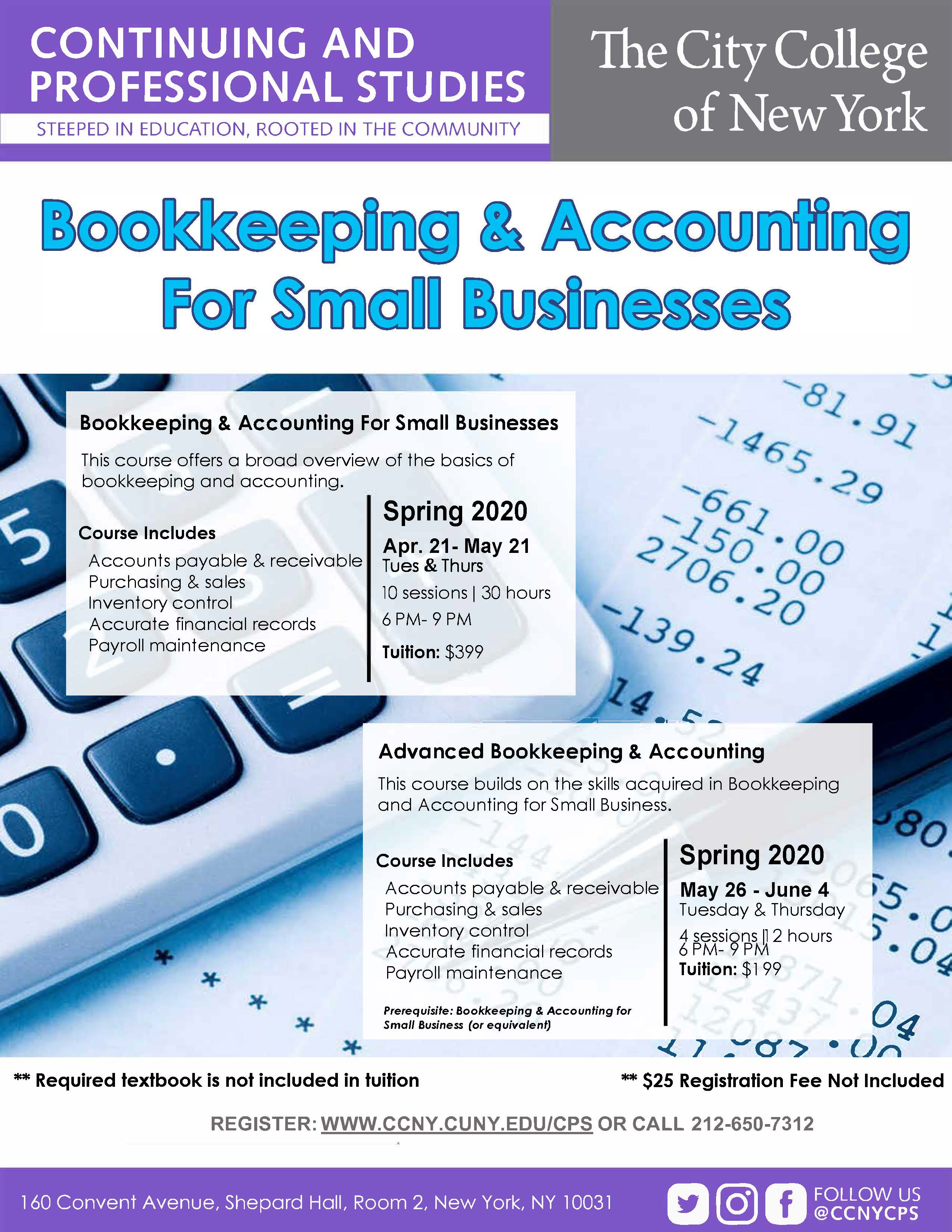 Bookkeeping & Accounting Certification