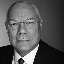 Colin L. Powell (Chair)