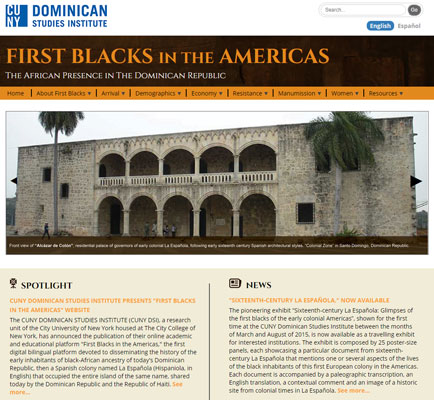 First Blacks in The Americas