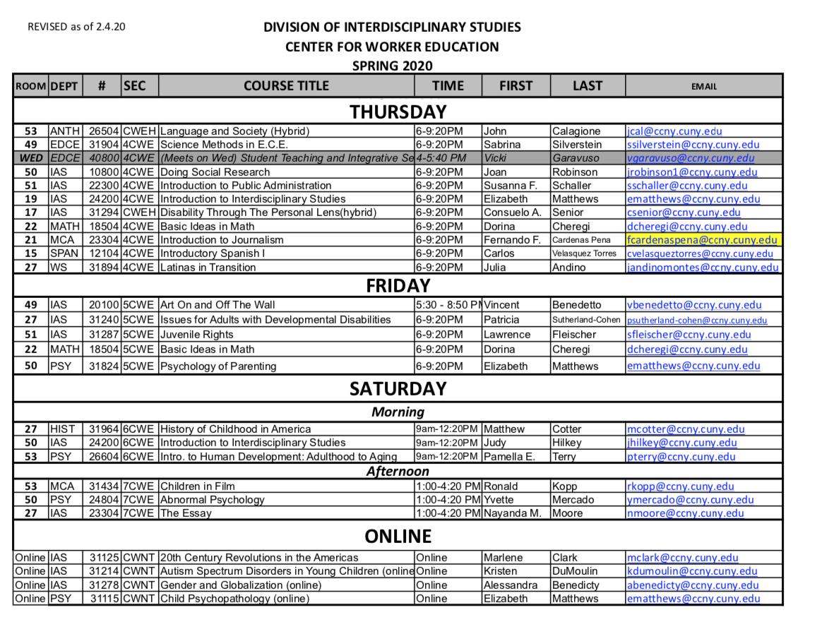 Ccny Spring 2022 Calendar.C U N Y S P R I N G S E M E S T E R 2 0 2 1 Zonealarm Results