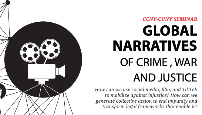 Global Narratives of Crime, War and Justice