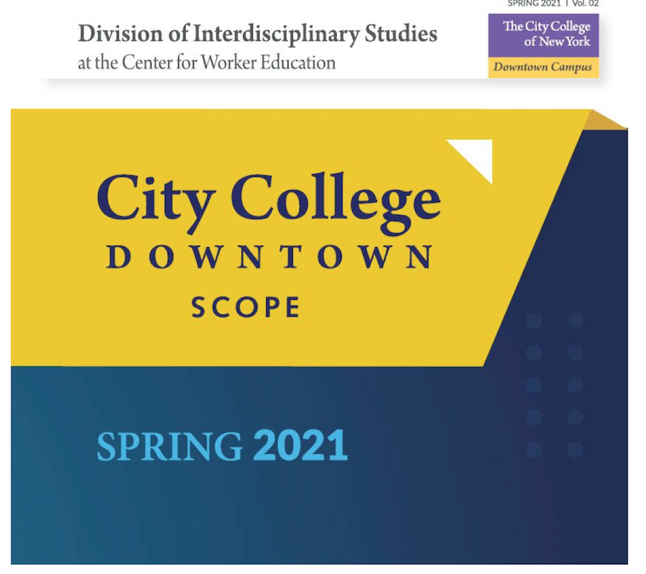 Division of Interdisciplinary Studies at the Center for Worker Education