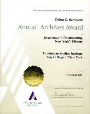 Archives Award